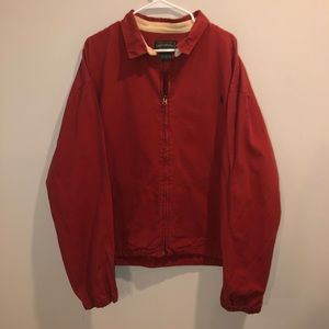 Polo Ralph Lauren polo country bomber Jacket red